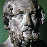 Homer (9th-8th Century B.c.) Print by Granger