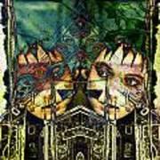 Industrial Deetz Print by Eleigh Koonce