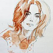 Inner Beauty Print by Hitomi Osanai
