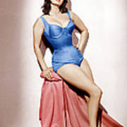 It Started In Naples, Sophia Loren, 1960 Print by Everett