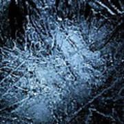 jammer Frozen Cosmos Print by First Star Art