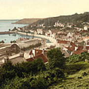 Jersey - Saint Aubins - Channel Islands - England Print by International  Images