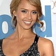 Jessica Alba At Arrivals For Premeire Print by Everett