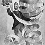Joseph Pulitzer Print by Granger