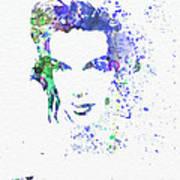 Judy Garland 2 Print by Naxart Studio