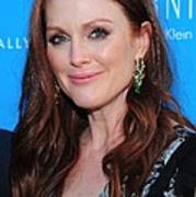 Julianne Moore At Arrivals For The Kids Print by Everett