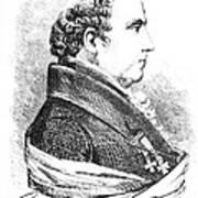 Karl Rudolphi, Swedish Naturalist Print by