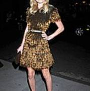 Kate Bosworth Wearing A Burberry Print by Everett