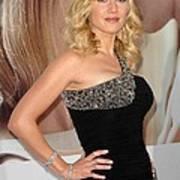 Kate Winslet Wearing A Balmain Dress Print by Everett