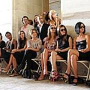 Kim Kardashian, Kelly Rowland, Amanda Print by Everett