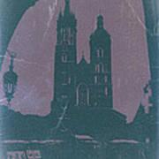 Krakow Print by Naxart Studio