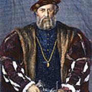 Ludovico Sforza (1452-1508) Print by Granger