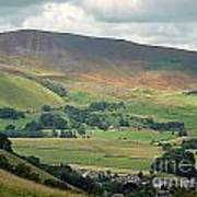 Mam Tor - Derbyshire Print by Graham Taylor