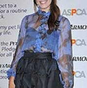 Mandy Moore In Attendance For Aspca Print by Everett