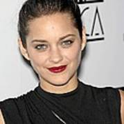 Marion Cotillard At Arrivals For Los Print by Everett