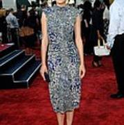 Marion Cotillard Wearing An Elie Saab Print by Everett