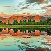Matheson Lake Print by MotHaiBaPhoto Prints