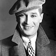 Maurice Chevalier, Ca. 1930 Print by Everett