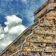 Mayan Mysteries Print by Jeff Kolker