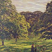 Meadow Scene  Print by John William Buxton Knight