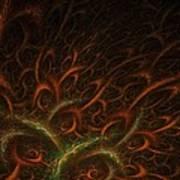 Medusa Print by Lourry Legarde