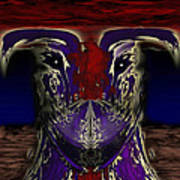 Metamorphosis Print by Christopher Gaston