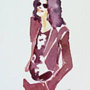 Mj 2009 Print by Hitomi Osanai
