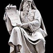 Moses Print by Fabrizio Troiani
