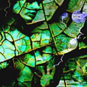 Mother Earth Print by Yvon van der Wijk