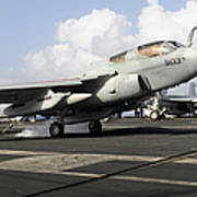 N Ea-6b Prowler Makes An Arrested Print by Stocktrek Images