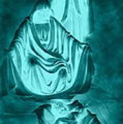 Nativity Print by Lourry Legarde