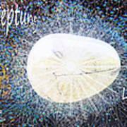Neptume In Libra Print by Augusta Stylianou