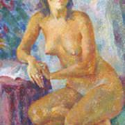 Nu 82 Print by Leonid Petrushin