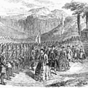 Opera: Grand Duchess, 1867 Print by Granger