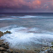 Pastel Storm Print by Mike  Dawson