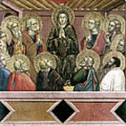 Pentecost Print by Granger