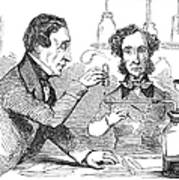 Performing The Marsh Test, 1856 Print by Science Source