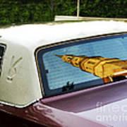 Pimpmobile Print by Joyce Weir