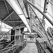 Pittsburgh Lines 2 Print by Emmanuel Panagiotakis