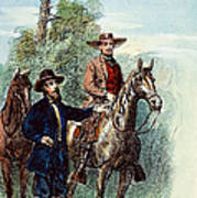 Plantation: Overseer, 1867 Print by Granger