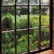 Rainy Day Print by Susan Savad