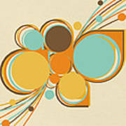 Retro Pattern Print by Setsiri Silapasuwanchai