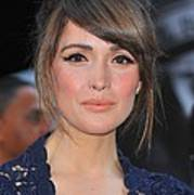Rose Byrne At Arrivals For X-men First Print by Everett