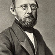 Rudolph Virchow, German Polymath Print by Photo Researchers