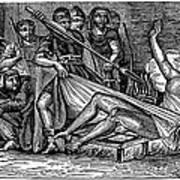 Saint Lawrence (c225-258) Print by Granger