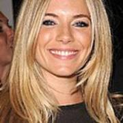 Sienna Miller, At Intermix At In-store Print by Everett