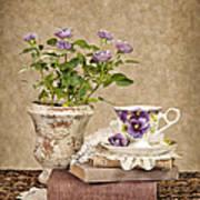 Simple Pleasures Print by Cheryl Davis