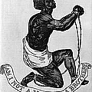 Slavery: Abolition, 1835 Print by Granger