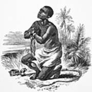 Slavery: Abolition Print by Granger
