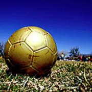 Soccer Season Starts Print by Scout J Photography